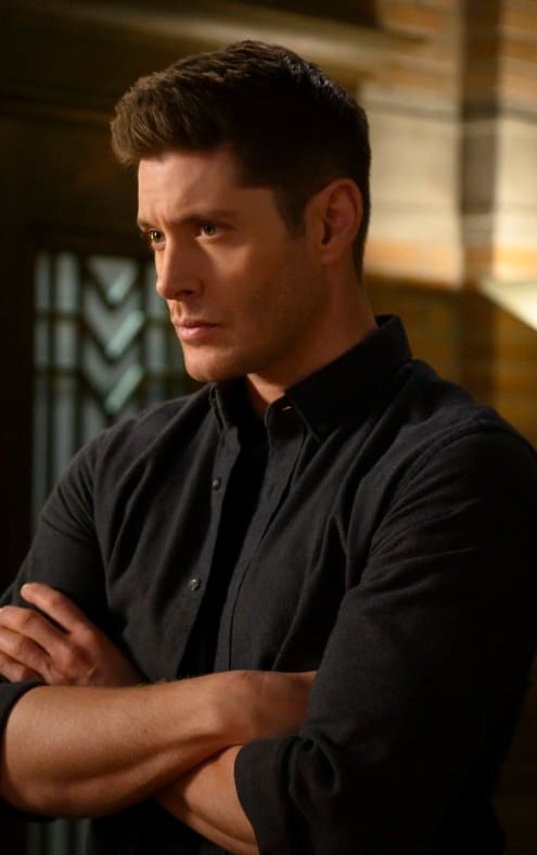 Grieving Dean - Supernatural Season 14 Episode 19