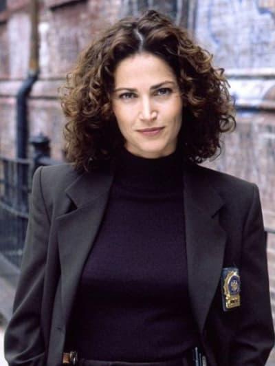 NYPD Blue delaney