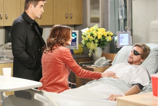 Steve's Illness Worsens - Days of Our Lives