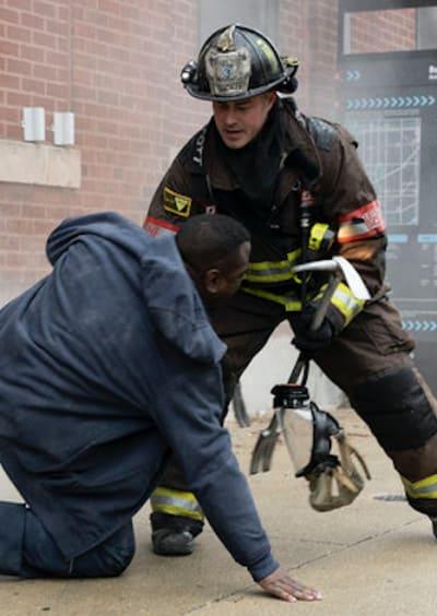 Severide help - Chicago Fire Season 9 Episode 3