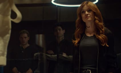 Shadowhunters Season 3 Episode 17 Review: Heavenly Fire