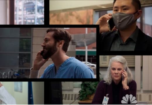 Barter System  - New Amsterdam Season 3 Episode 1