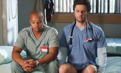 Primetime Preview: Goodbye, Scrubs!