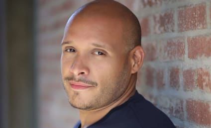 Chicago Fire's Joe Minoso Talks Blasts from the Past, New Interactions, and Season 9!