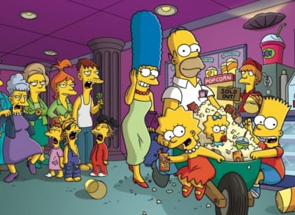 Watch The Simpsons Season 23 Episode 7 Online