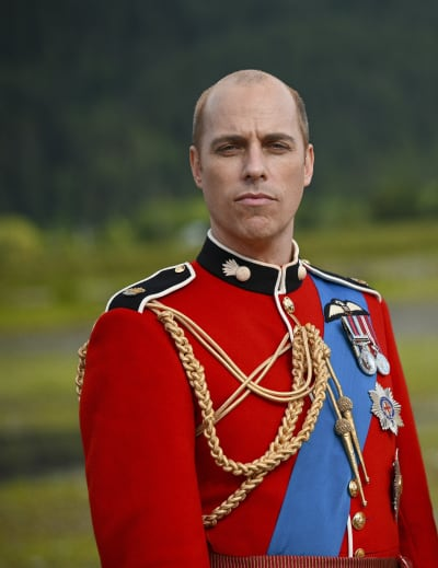 Prince William - tall  - Escaping the Palace