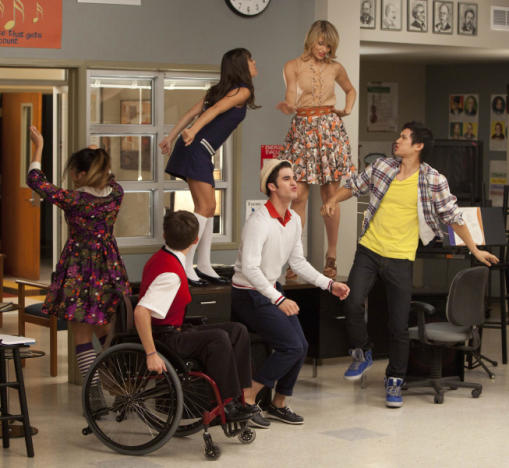 Blaine and His New Directions