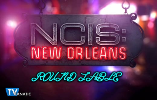 NCIS NOLA Round Table 1-27-15