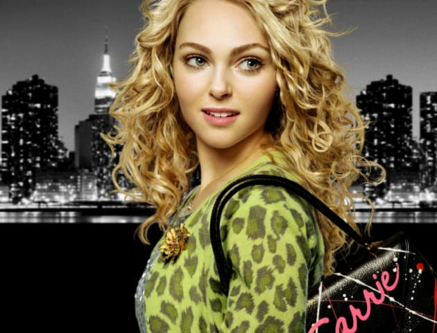 Carrie Diaries Promo Pic