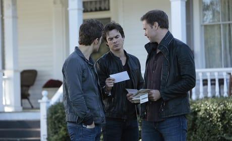 Mail Check - The Vampire Diaries Season 6 Episode 8
