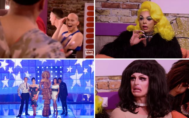 Workroom history rupauls drag race all stars s3e2