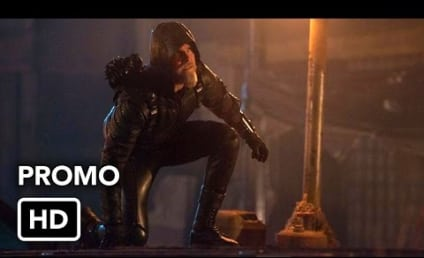 DC's Legends of Tomorrow Promo: Star City 2046 is Up in Smoak!