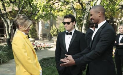 Happy Endings Season Finale Review: Mandonna Reunites