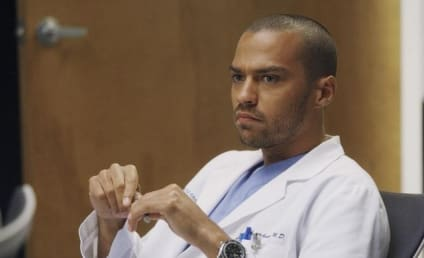 Jesse Williams Previews Tonight's Grey's Anatomy