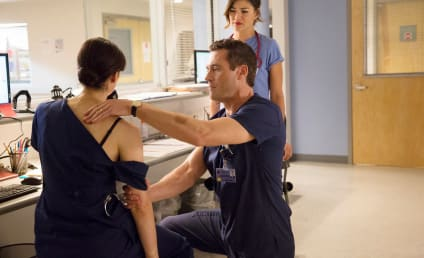 Complications Season 1 Episode 5 Review: Outbreak