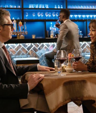 Talking Over Dinner - Proven Innocent Season 1 Episode 8