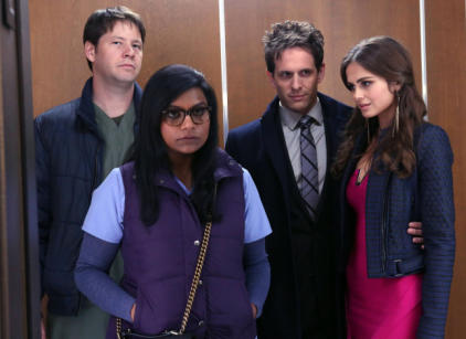Watch The Mindy Project Season 2 Episode 8 Online
