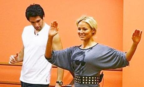 Jewel and Dmitry Chaplin Photo
