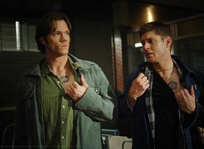 Watch Supernatural Season 6 Episode 17 Online