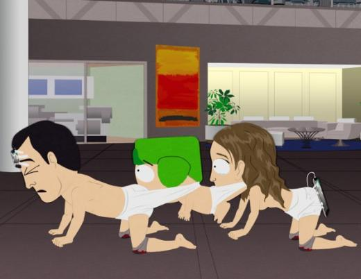 HUMANCENTiPAD Picture