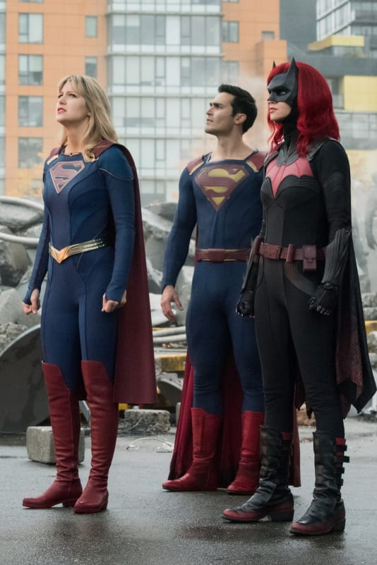 Supergirl Season 5 Episode 9 Review: Crisis on Infinite Earths: Part One