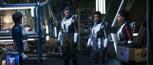 Away Team - Star Trek: Discovery Season 2 Episode 1