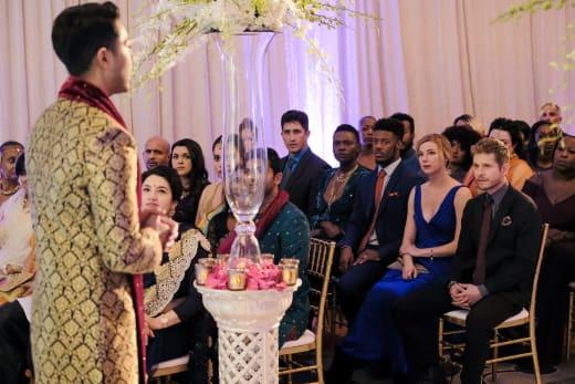My Big Fat Indian Wedding - The Resident Season 2 Episode 9