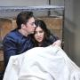 Chad Comforts Gabi - Days of Our Lives