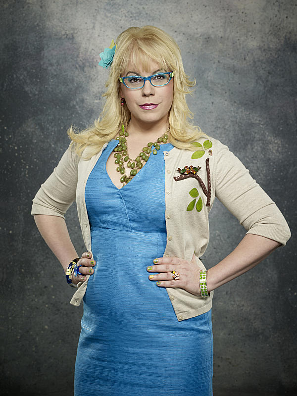 Kirsten Vangsness Promo Photo