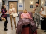 Birth Of a Baby - 2 Broke Girls