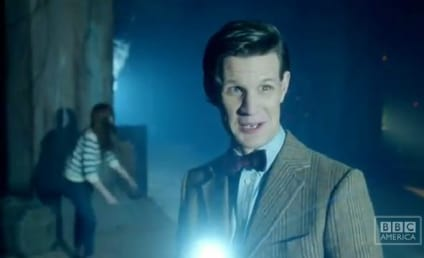 Doctor Who Season 7 Trailer: Dinosaurs on a Spaceship!