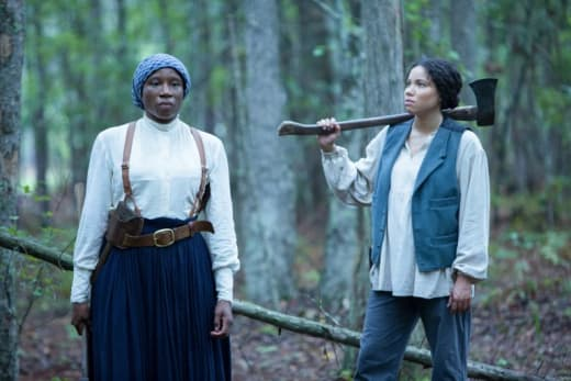 Rosalee and Harriet - Underground Season 2 Episode 3