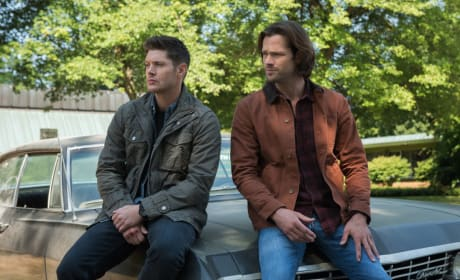 Picking Up the Pieces - Supernatural