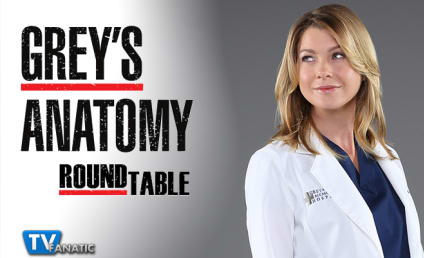 Grey's Anatomy Round Table: A Special Jessica Capshaw and Sarah Drew Edition!!