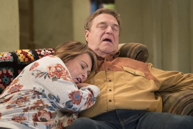 Nap Time - Roseanne Season 10 Episode 3