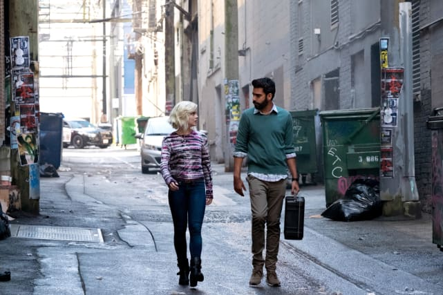 Back Alley Investigation - iZombie Season 4 Episode 3