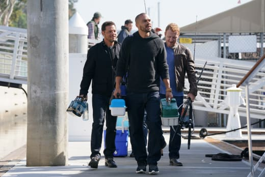 Jackson Leads the Pack - Grey's Anatomy Season 14 Episode 6