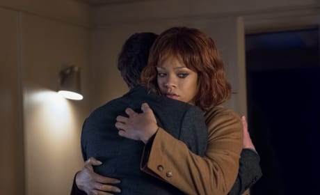 Norman Hugs Marion - Bates Motel Season 5 Episode 6