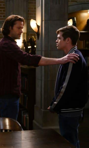 Trickery - Supernatural Season 14 Episode 19