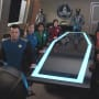Isaac Addresses the Crew - The Orville Season 2 Episode 9