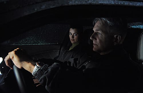 Gibbs at the Wheel