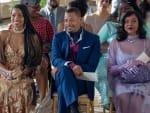Attending a Wedding - Empire