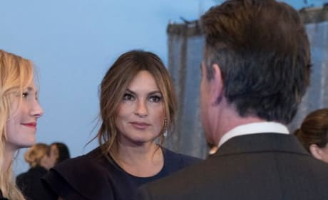 Socializing at a Party - Law & Order: SVU Season 20 Episode 18