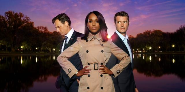 Olivia, Fitz and and Jake (Scandal)