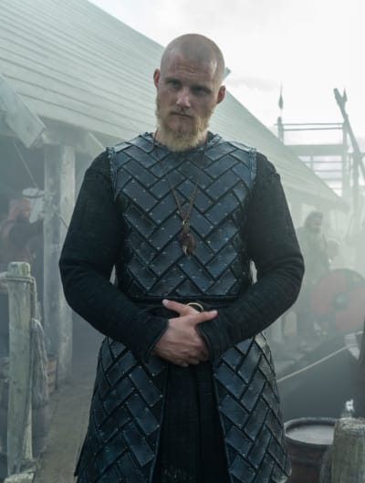 Bjorn Contemplates - Vikings Season 6 Episode 3