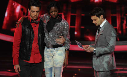 American Idol Results: Fabulous Five