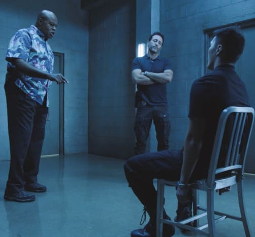 Under Interrogation - Hawaii Five-0 Season 10 Episode 15