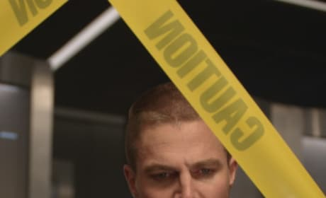 On The Case - Arrow Season 7 Episode 10