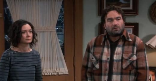 David Returns Roseanne
