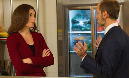 The Good Wife Season 6 Episode 12 Review: The Debate
